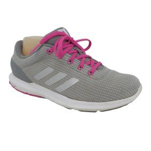 Adidas Cosmic 2 W Gray Pink Running Sneakers